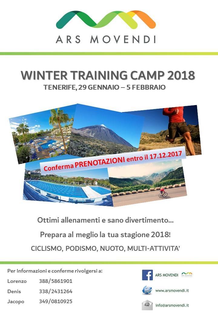winter traing camp